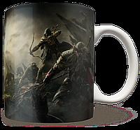 Чашка, Кружка The Elder Scrolls 5 Skyrim, №5 (Игра)