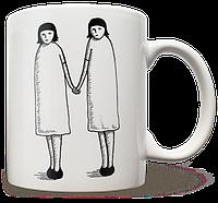 Чашка, Кружка Близнецы, №3