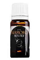 Возбуждающие капли - феромоны Maroko Sex Fly