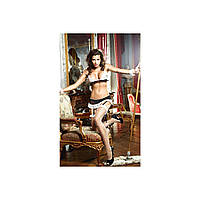 Костюм горничной Bikini set Housemaid Style BACI Lingerie