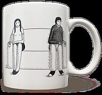 Чашка, Кружка Дева, №3