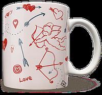 Чашка, Кружка День Святого Валентина, №7
