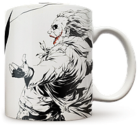Чашка, Кружка Джокер и Бэтмен