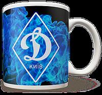 Чашка, Кружка Динамо Киев 4, УПЛ (Футбол)