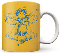 Чашка, Кружка Камасутра, №2, фото 1