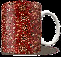 Чашка, Кружка Ковер №2