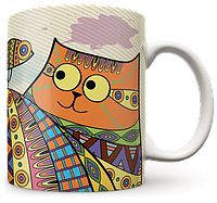 Чашка, Кружка Котик