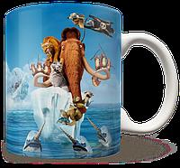 Чашка, Кружка Ледниковый период, №2