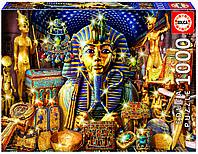 """Пазл """"Сокровища Египта"""" 1000 элементов, EDUCA, фото 1"""