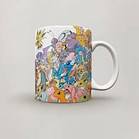 Чашка, Кружка Покемон, №5