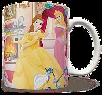 Чашка, Кружка Принцессы Disney, №1
