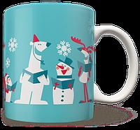 Чашка, Кружка Рождество, №2