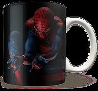Чашка, Кружка Человек-паук, Spiderman, №1