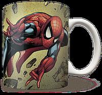 Чашка, Кружка Человек-паук, Spiderman, №2