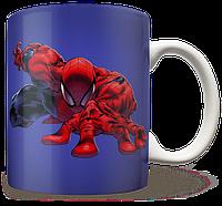 Чашка, Кружка Человек-паук, Spiderman, №3