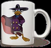 Чашка, Кружка Черный Плащ