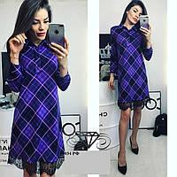 Платье женское из трикотажа 034 РФ