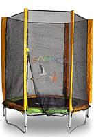 Батут KIDIGO 183 см с защитной сеткой