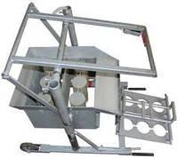 Вибростанок МАРС для изготовления шлакоблоков