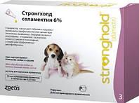 Stronghold Капли для щенков и котят, 1 уп.