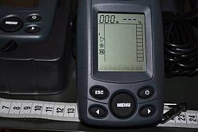 Эхолот однолучевой FISH FINDER portable Б,У
