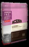 Acana Lamb & Apple 1кг (на вес) - гипоаллергенный корм для собак  с ягненком и яблоком