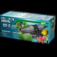 JBL ProCristal UV-C 5 Вт Стерилизатор для быстрого устранения мутности воды