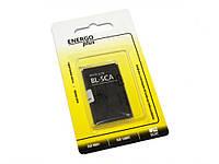 Акумулятор Nokia BL-5CA, Energo Plus, 800 mAh (1100, 2330, 2730, 6230, 6670, 7610, E50, E60, N70, N71, N72, N9