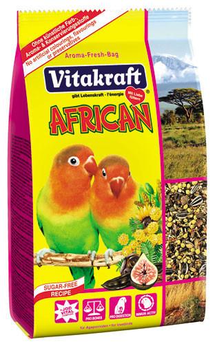 Vitakraft African - корм для африканских неразлучников, 750 гр (21641)