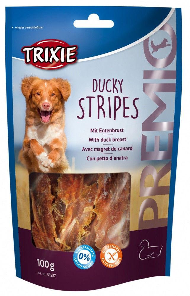 "Trixie TX-31537 филе для собак ""Ducky Stripes"" (утка) 100гр"