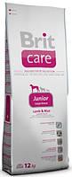 Brit Care Junior Large Breed Lamb & Rice 12кг-для щенков крупных пород с ягненком