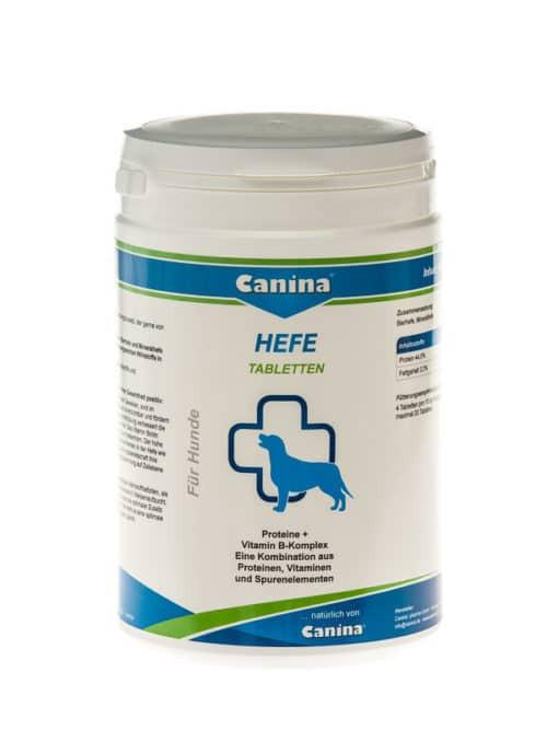 Canina Hefe Yeast -комплекс на основе пивных и минеральных дрожжей для собак 992шт (130016)