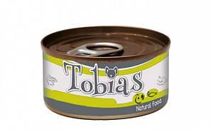 Tobias консервы для собак 85 гр * 12шт