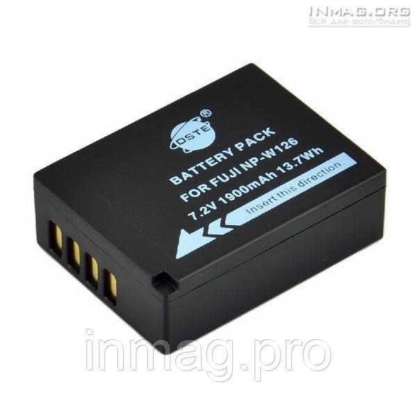 Аккумулятор для фотоаппарата Fujifilm NP-W126, 1900 mAh.