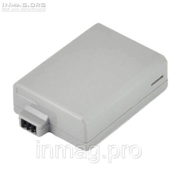 Аккумулятор для фотоаппарата Canon LP-E5, 1600 mAh.