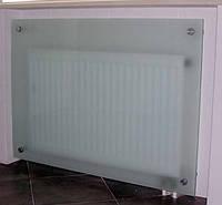 Стекло, закрывающее батарею.экран стеклянный для батареи.декоративный экран для радиатора.