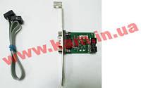 Адаптер STLab USB МП внутреннее - 2*RS-232 (COM) Адаптер USB 2.0 на COM 2-port внут (ICDUSB(CP2102))