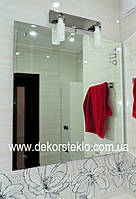 Дзеркало для ванної кімнати вологостійке
