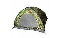 Палатка двухместная самораскладывающаяся SY-A-34-HG
