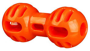 Trixie ТХ-33513  Гантеля Soft & Strong с термопластичной резины 14см