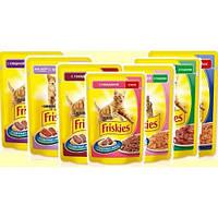 Friskies консерва для кошек 100 гр *20шт