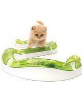 Catit «Wave Circuit 2.0» Трек игровой с мячом 95 см для кошек (пластик)