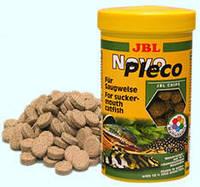 JBL  NovoPleco 1 л корм для  рыб-присосок (3031200)