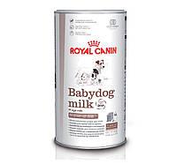Royal Canin Babydog Milk 400г  (4 х 100г)-заменитель молока для щенков с рождения до отъема