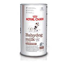 Royal Canin Babydog Milk 400г (4 х 100г)-замінник молока для цуценят з народження до відлучення