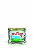 Royal Canin Adult Light 195г-консерва для собак маленьких размеров, имеющих склонность к избыточному весу
