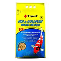 Tropical KOI & GoldFish Basic Sticks 50000 ml-корм для прудовых рыб (40372)