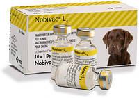 Вакцина Нобивак L4 (1доза)  против лептоспироза собак, инактивированная