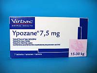 Ипозан (Ypozane 7,5 ) для собак весом 15 - 30 кг (7 табл)