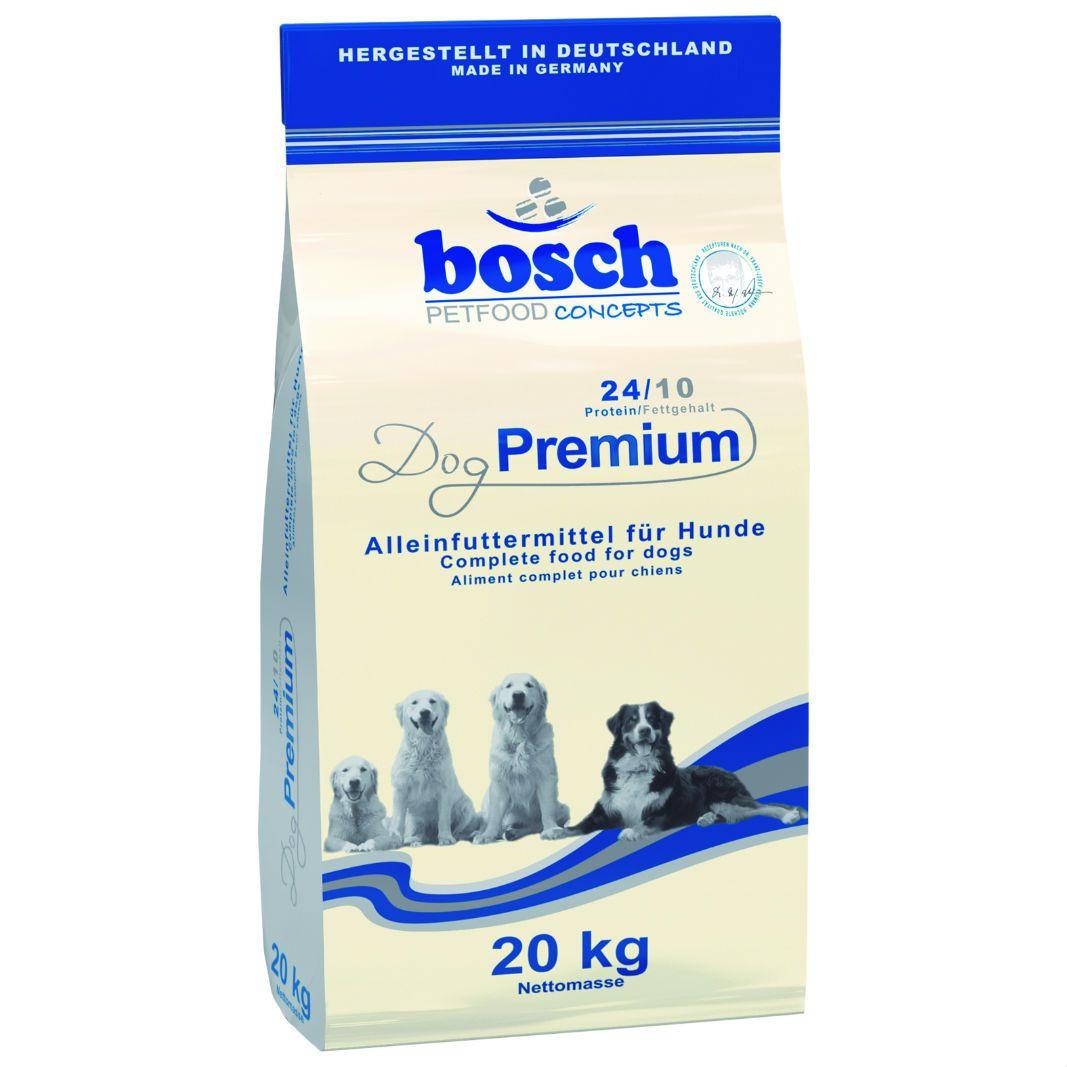 Bosch Dog premium 20кг+Бесплатная доставка по всей Украине!!!